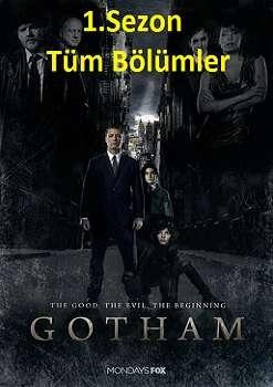 Gotham - 1. Sezon - Tüm Bölümler - HDTV XviD