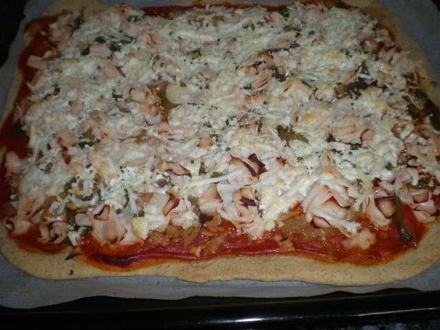 nv3wZI - Pizza de atún y pollo